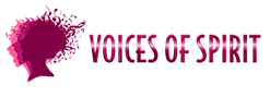 Voices Of Spirit Sticky Logo