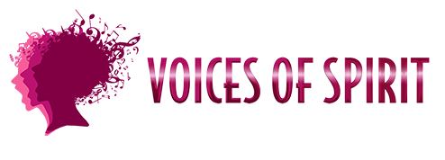 Voices Of Spirit Retina Logo